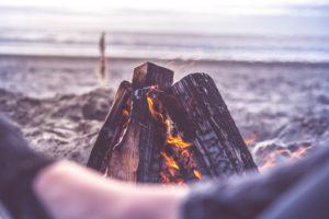 Vibrant Youth Bonfire & Pizza