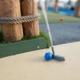 Young Adults Mini Golf