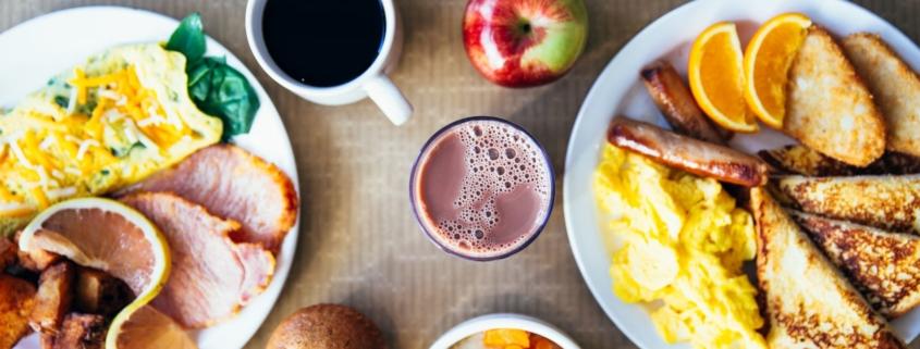 Men's Breakfast Out
