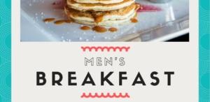 Men's Breakfast Out September
